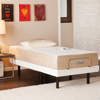 myCloud Gel Infused Memory Foam 10-inch Twin XL-Size Mattress