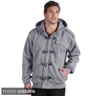 Trust Men's Hooded Fleece Toggle Jacket