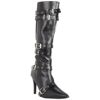Funtasma Women's 'Spicy-138X' Wide Width Pointed Toe Mid-calf Boots