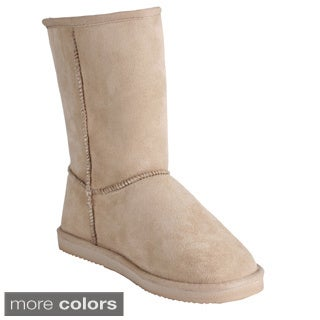 Reneeze Women's ROSE-04 Mid-Calf Boot