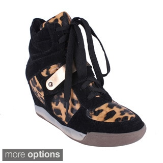Women's 'YOKI VARON-20' Concealed Wedge Heel Sneakers
