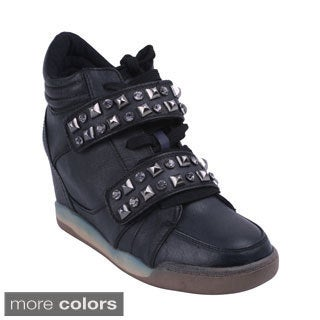 Women's 'YOKI VARON-05' Concealed Wedge Heel Sneakers