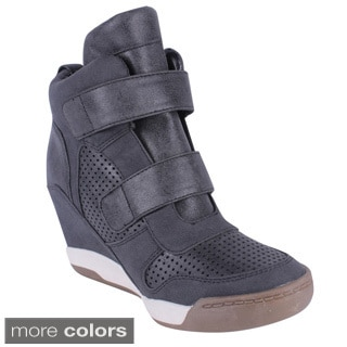 Women's 'YOKI VARON-10' Concealed Wedge Heel Sneakers