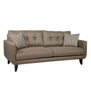 beige sofas loveseats overstock shopping the best prices online