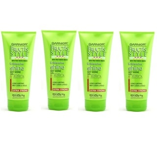 Garnier Fructis 6.8-ounce Style Brilliantine Shine Gel (Pack of 4)