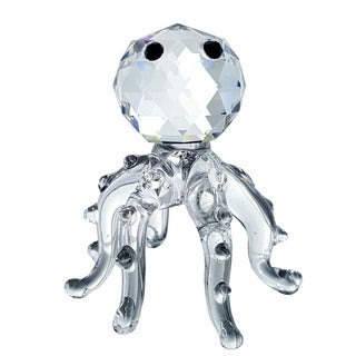 Crystal Florida Crystal Octopus Figurine