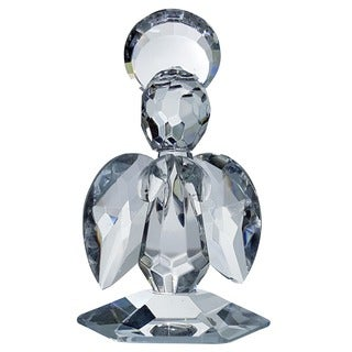 Crystal Florida Crystal Angel Figurine