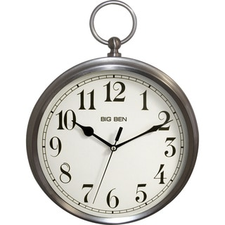 BB Pocket Watch Wall Clock