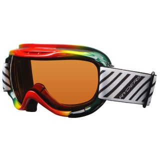 Remix Rasta Goggles with Amber Lens