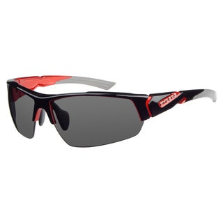 Ryders Unisex Strider Photo Black Grey Lens Sunglasses