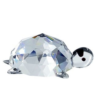 Crystal Florida Crystal Turtle Figurine