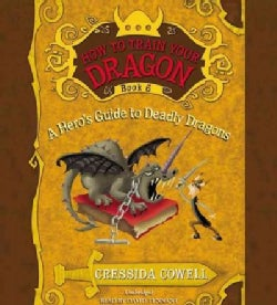 A Hero's Guide to Deadly Dragons: Library Edition (CD-Audio)