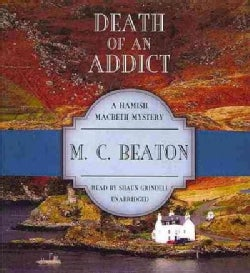 Death of an Addict (CD-Audio)