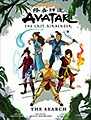 Avatar: The Last Airbender - The Search Library Edition (Hardcover)