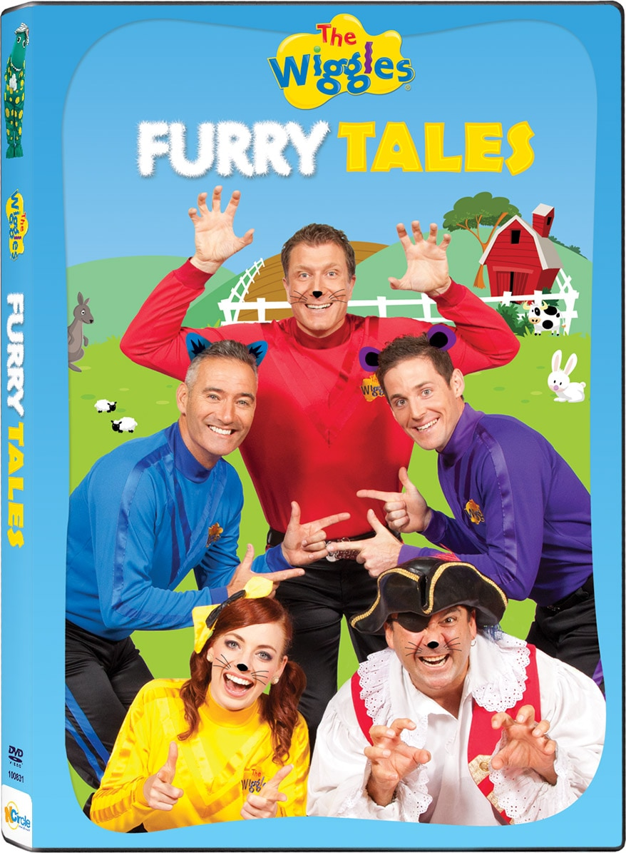 The Wiggles: Furry Tales (DVD)