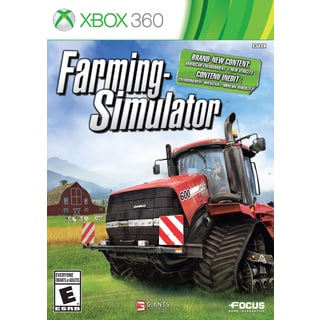 Xbox 360 - Farming Simulator