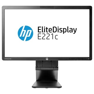 "HP Business E221c 21.5"" LED LCD Monitor - 16:9 - 7 ms"