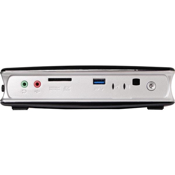 Zotac ZBOX ZBOX-IQ01-U Desktop Computer - Intel Core i7 i7-4770T 2.50