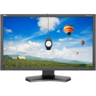 "NEC Display MultiSync PA272W-BK-SV 27"" GB-R LED LCD Monitor - 16:10 -"
