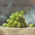 'Amberton Publishing White Grapes' Canvas Art