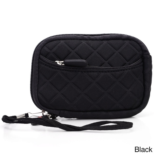"Kroo 3.5"" Quilted Neoprene Pouch Case"