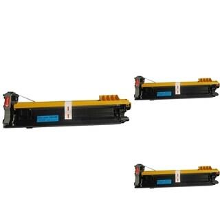 Insten Premium Cyan Color Toner Cartridge A0DK432 for MagiColor 4650 Series