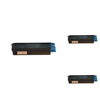 Insten Premium Magenta Color Toner Cartridge 42127402 for OKI C5100/ C5150/ C5200