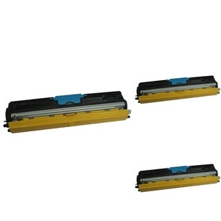 BasAcc Cyan Toner Cartridge Compatible with Okidata C110/ C130n