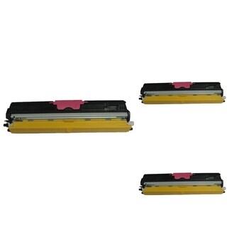 Insten Premium Magenta Color Toner Cartridge 44250714/ 44250710 for OKI C110/ C130n