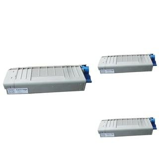 BasAcc Black Toner Cartridge Compatible with Okidata C710/ C711