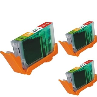 INSTEN Green Ink Cartridge for Canon CLI-8G