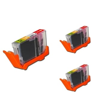 BasAcc Photo Magenta Ink Cartridge Compatible with Canon CLI-8PM