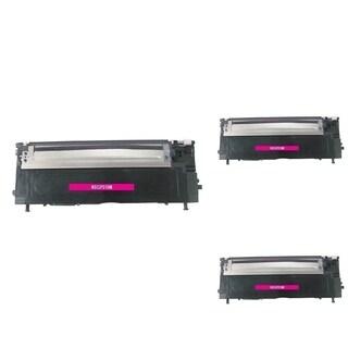 Insten Premium Magenta Color Toner Cartridge CLT-M409S for Samsung CLP-315/ CLX3175FN