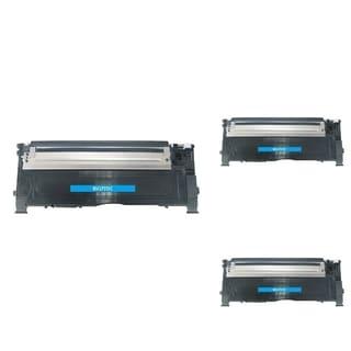 BasAcc Cyan Toner Cartridge for Samsung CLP-320/ 325