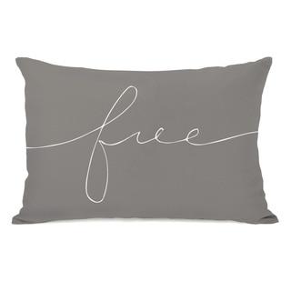 Free Mix and Match Throw Pillow