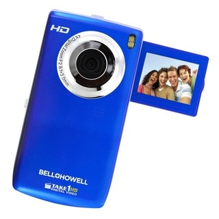 Bell+Howell Take1HD High Definition Flip Video Camera with 2GB SD Card