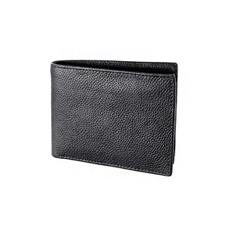 SB Joseph Abboud Men's Pebble Grain Leather Passcase