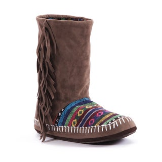 MUK LUKS Tiffany Slipper Boot