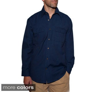 Men's Cotton Buttoned Down Shirt (Nepal)