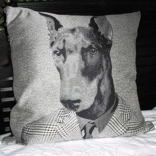 26-inch Alpha Dog Throw Pillow