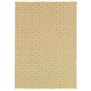 Grand Cayman George Town/Ivory-Tan 3' x 5' Rug
