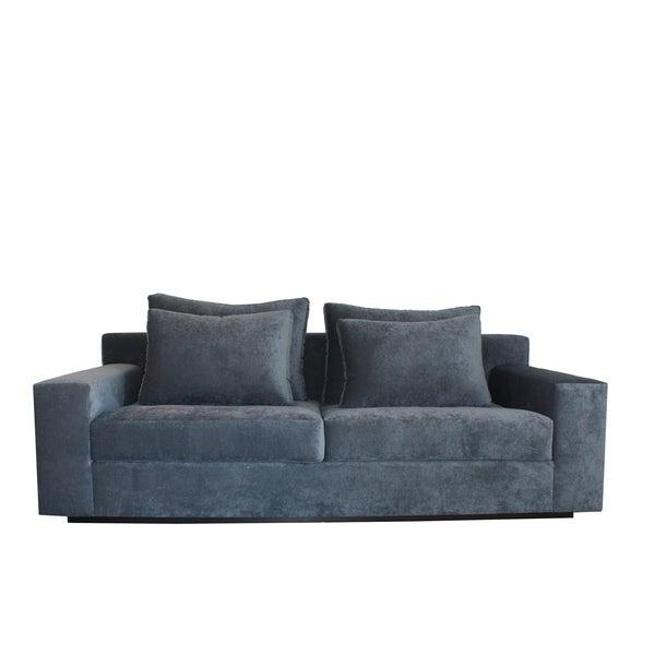 Decenni Custom Furniture 39 Comodo 39 Sonoma Slate Sofa 15737065 Shopping The