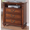 Berkley 3-drawer Entertainment Chest