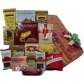 Bounty of Flavor Gourmet Food Hamper Smoked Salmon Gift Basket