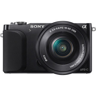 Sony Alpha NEX-3N Mirrorless Digital Camera 16-50mm f/3.5-5.6 Lens