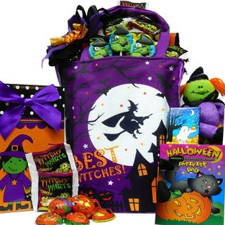 Best Witches Candy/ Snacks Halloween Gift Basket