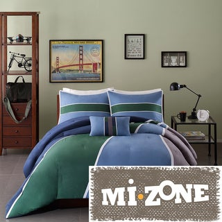 Mizone Curtis 4-piece Comforter Set