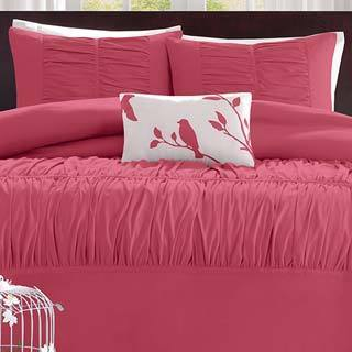 Mizone Alyssa 4-piece Duvet Cover Set