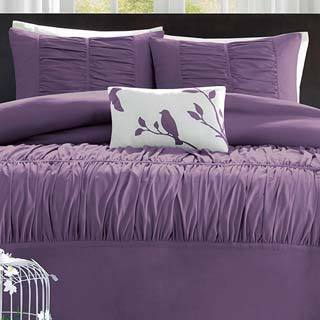 Mizone Ramona 4-piece Duvet Cover Set