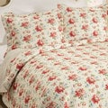 Laura Ashley Bramwell Reversible 3-piece Quilt Set